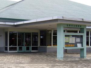 名張市立図書館